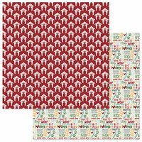 Photo Play Paper - Cooper and Friends Collection - 12 x 12 Double Sided Paper - In The Dog House