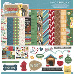 Photo Play Paper - Cooper and Friends Collection - 12 x 12 Collection Kit