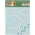 Photo Play Paper - Cooper and Friends Collection - Die Set