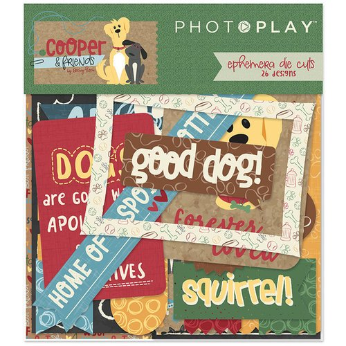 Photo Play Paper - Cooper and Friends Collection - Ephemera