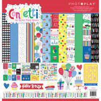 Photo Play Paper - Confetti Collection - 12 x 12 Collection Pack
