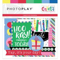 Photo Play Paper - Confetti Collection - Ephemera