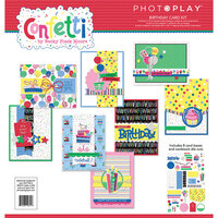 Photo Play Paper - Confetti Collection - Card Kit