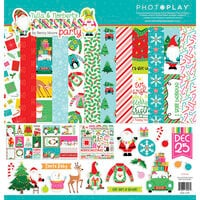 Photo Play Paper - Tulla and Norbert's Christmas Party Collection - 12 x 12 Collection Pack