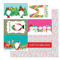 Photo Play Paper - Tulla and Norbert's Christmas Party Collection - 12 x 12 Double Sided Paper - I Still Believe