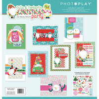 Photo Play Paper - Tulla & Norbert's Christmas Party Collection - Card Kit