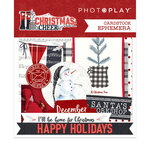 Photo Play Paper - Christmas Cheer Collection - Ephemera