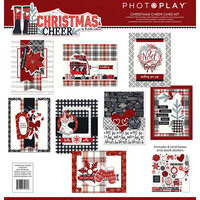 Photo Play Paper - Christmas Cheer Collection - Card Kit