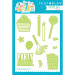 Photo Play Paper - Cake Collection - Designer Dies - Elements