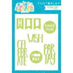 Photo Play Paper - Cake Collection - Designer Dies - Words