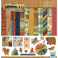Photo Play Paper - Campfire Collection - 12 x 12 Collection Pack