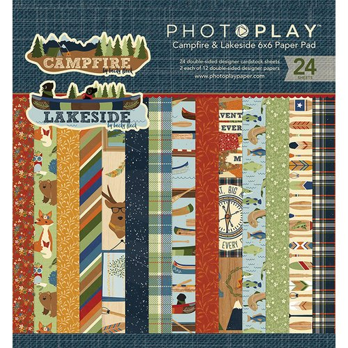PhotoPlay Campfire & Lakeside 6x6