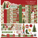Photo Play Paper - Christmas Memories Collection - 12 x 12 Collection Pack