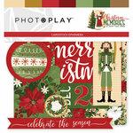 Photo Play Paper - Christmas Memories Collection - Ephemera