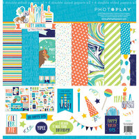 Photo Play Paper - Cake Collection - Party Animal - 12 x 12 Collection Pack