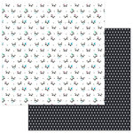 Photo Play Paper - Cake Collection - Panda Party - 12 x 12 Double Sided Paper - Party Time