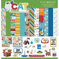 Photo Play Paper - Cat Lover Collection - 12 x 12 Collection Pack
