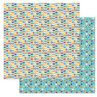 Photo Play Paper - Cat Lover Collection - 12 x 12 Double Sided Paper - Meow