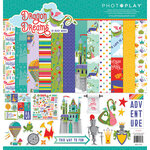 Photo Play Paper - Dragon Dreams Collection - 12 x 12 Collection Pack
