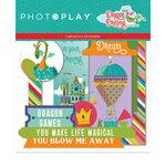 Photo Play Paper - Dragon Dreams Collection - Ephemera