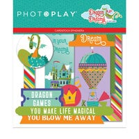 Photo Play Paper - Dragon Dreams Collection - Ephemera