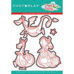 Photo Play Paper - Dragon Dreams Collection - Etched Die Set