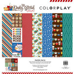 Photo Play Paper - Daily Grind Collection - 12 x 12 Paper Pack