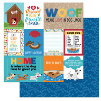 Photo Play Paper - Dog Lover Collection - 12 x 12 Double Sided Paper - Good Dog