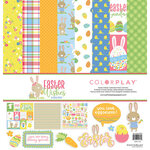 Color Play - Easter Wishes Collection - 12 x 12 Collection Kit