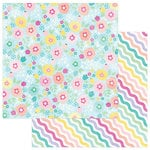 Photo Play Paper - Easter Blessings Collection - 12 x 12 Double Sided Paper - Spring Meadow