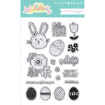 Photo Play Paper - Easter Blessings Collection - Clear Acrylic Stamps