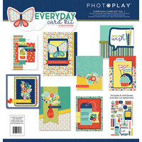 Photo Play Paper - Everyday Card Kit - Vol. 1