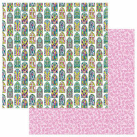 Photo Play Paper - Easter Joy Collection - 12 x 12 Double Sided Paper - Rejoice
