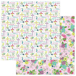 Photo Play Paper - Easter Joy Collection - 12 x 12 Double Sided Paper - Hallelujah