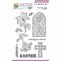 Photo Play Paper - Easter Joy Collection - Photopolymer Stamps