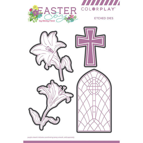 Photo Play Paper - Easter Joy Collection - Die Set