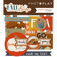 Photo Play Paper - Fall Breeze Collection - Ephemera
