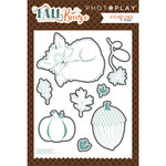 Photo Play Paper - Fall Breeze Collection - Die Set