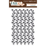 Photo Play Paper - Fall Breeze Collection - Clear Acrylic Stamps - Background 1