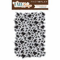 Photo Play Paper - Fall Breeze Collection - Clear Acrylic Stamps - Background 2