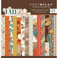 Photo Play Paper - Fall Breeze Collection - 6 x 6 Paper Pad