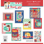 Photo Play Paper - First Responders Card Kit