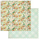 Photo Play Paper - Fresh Picked Collection - 12 x 12 Double Sided Paper - Garden Fresh