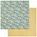 Photo Play Paper - Fresh Picked Collection - 12 x 12 Double Sided Paper - From Our Kitchen