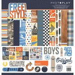 Photo Play Paper - Freestyle Collection - 12 x 12 Collection Pack