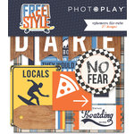 Photo Play Paper - Freestyle Collection - Ephemera