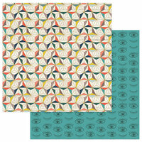 Photo Play Paper - Free Bird Collection - 12 x 12 Double Sided Paper - Eye See You