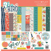 Photo Play Paper - Free Bird Collection - 12 x 12 Collection Pack