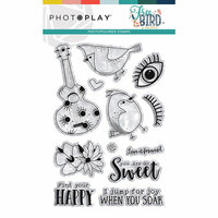 Photo Play Paper - Free Bird Collection - Photopolymer Stamps
