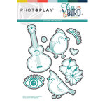 Photo Play Paper - Free Bird Collection - Die Set